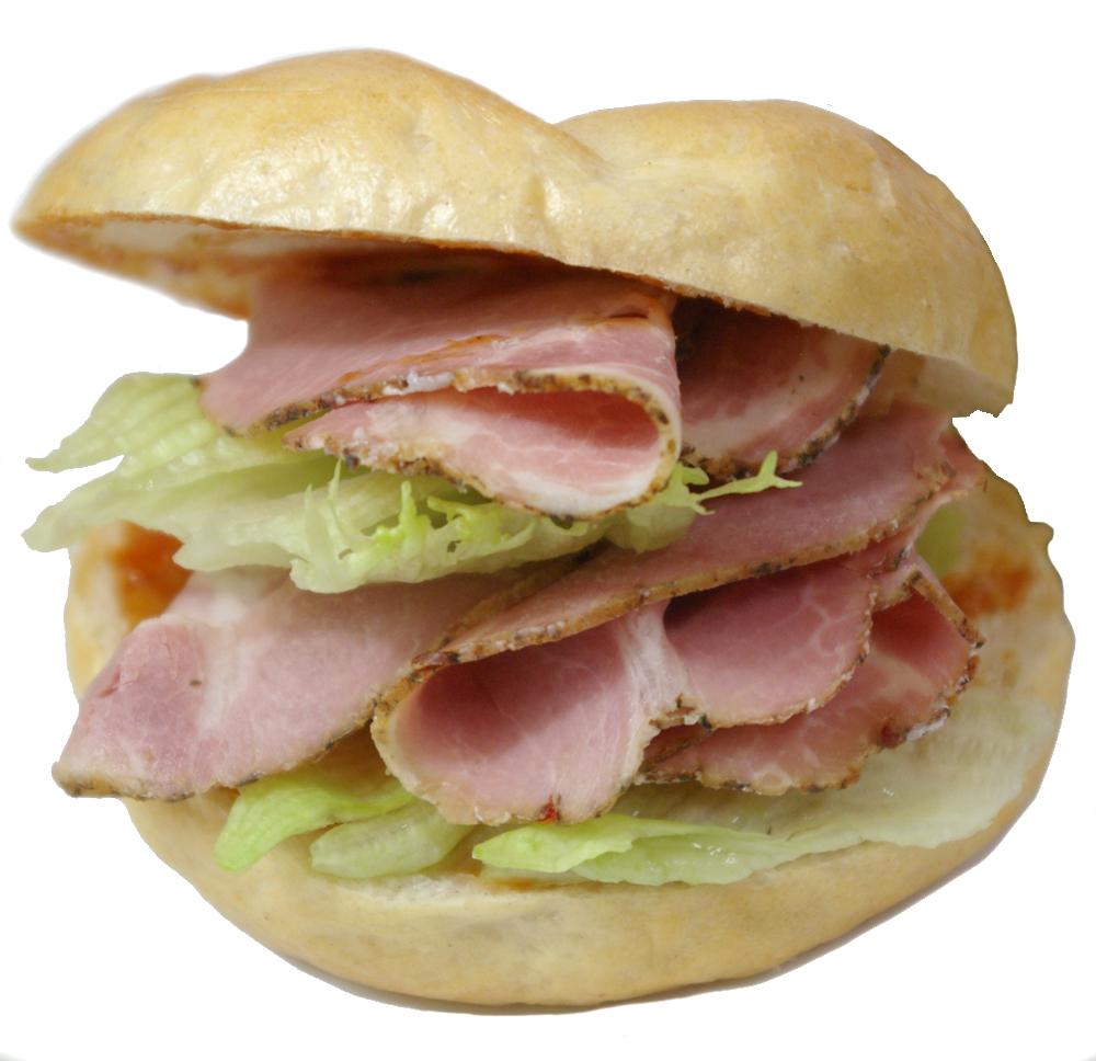ローストポークのサンドイッチ シュテファン